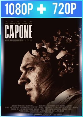 Capone (2020) HD 1080p y 720p V.O.S.E