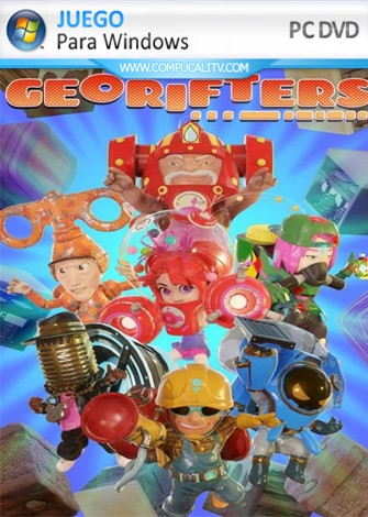 Georifters (2020) PC Full