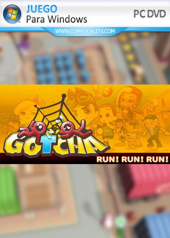 Gotcha (2020) PC Full Español