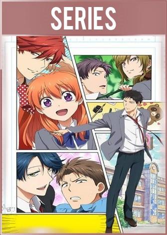 Monthly Girls' Nozaki Kun Temporada 1 Completa HD 720p Latino Dual
