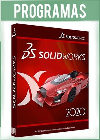 SolidWorks 2020 Premium Versión SP3.0 Full Español