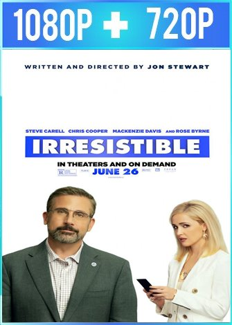Irresistible (2020) HD 1080p y 720p