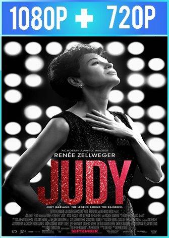 Judy Garland: La leyenda detrás del arco iris (2019) HD 1080p y 720p Latino Dual