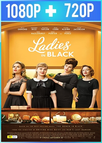 Ladies in Black (2018) HD 1080p y 720p Latino Dual