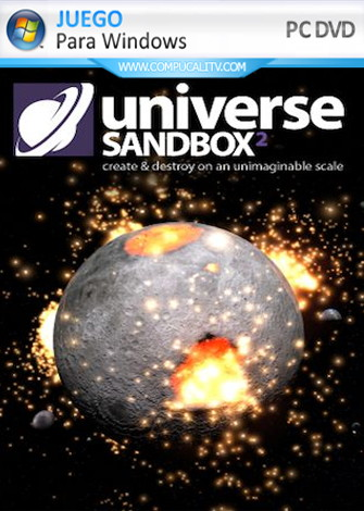 Universe Sandbox (2015) PC Full Español