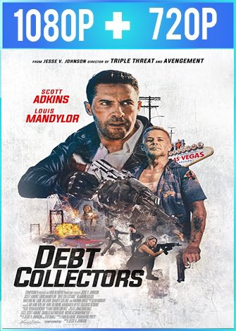 The Debt Collector 2 (2020) HD 1080p y 720p