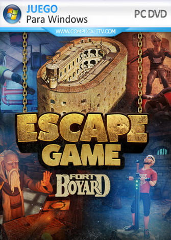 Escape Game Fort Boyard (2020) PC Full Español