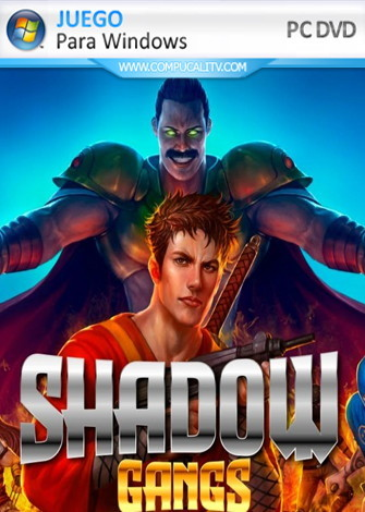 Shadow Gangs (2020) PC Full Español