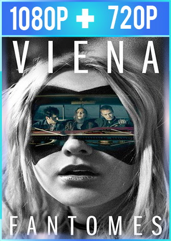 Viena and the Fantomes (2020) HD 1080p y 720p Latino Dual