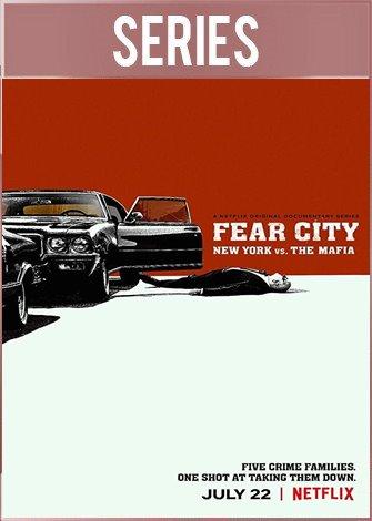 Ciudad del Miedo: Nueva York vs. La mafia Temporada 1 (2020) HD 720p Latino Dual