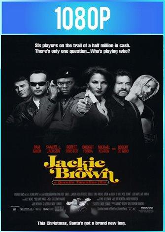 Jackie Brown: Triple traición (1977) HD 1080p Latino Dual