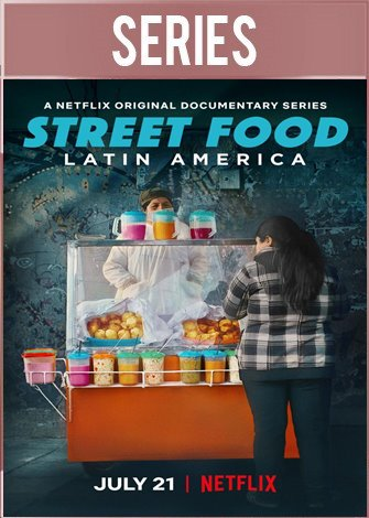 Street Food: Latinoamérica (2020) HD 720p Latino