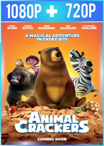 Galletas de animalitos (2017) HD 1080p y 720p Latino Dual