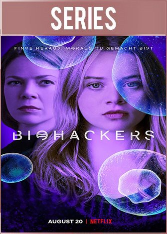 Biohackers Temporada 1 (2020) HD 720p Latino Dual