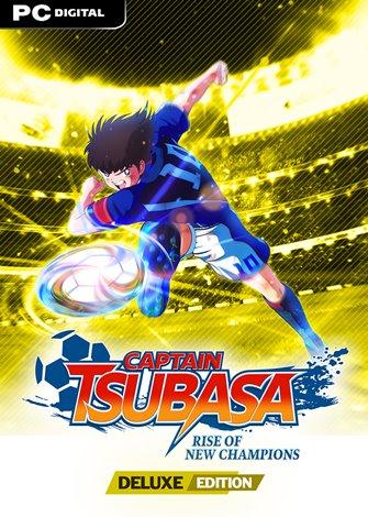 Captain Tsubasa Rise of New Champions Deluxe Edition (2020) PC Full Español