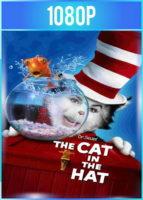 El gato y su sombrero mágico (2003) HD 1080p Latino Dual