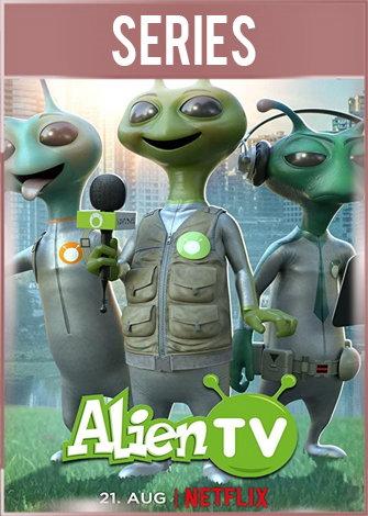Alien TV Temporada 1 Completa HD 720p Latino Dual
