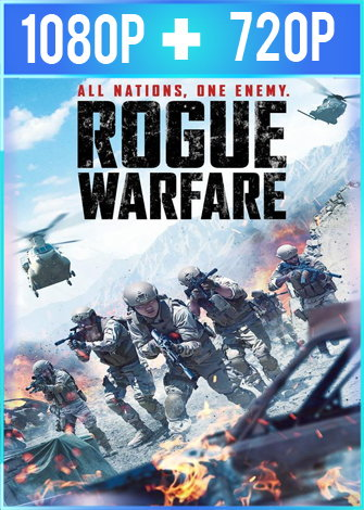 Rogue Warfare (2019) HD 1080p y 720p Latino Dual