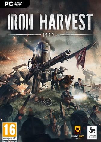 Iron Harvest Deluxe Edition (2020) PC Full Español
