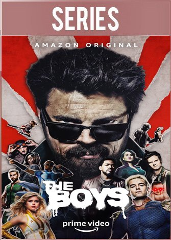 The Boys Temporada 2 (2020) HD 720p Latino Dual