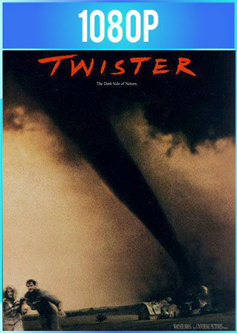 Twister [Tornado] (1996) HD 1080p Latino Dual