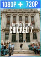 El juicio de los 7 de Chicago (2020) HD 1080p y 720p Latino 5.1 Dual