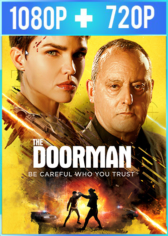 The Doorman (2020) HD 1080p y 720p Latino Dual