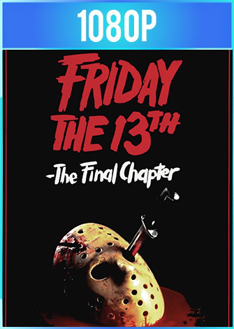 Viernes 13, capítulo final (1984) HD 1080p Latino Dual