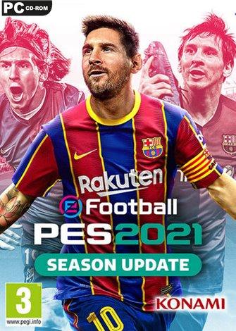 eFootball PES 2021 (2020) PC Full Español