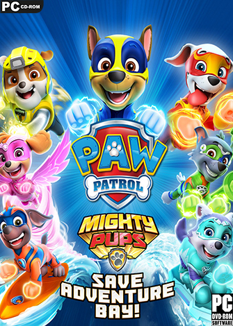PAW Patrol Mighty Pups Save Adventure Bay (2020) PC Full Español Latino