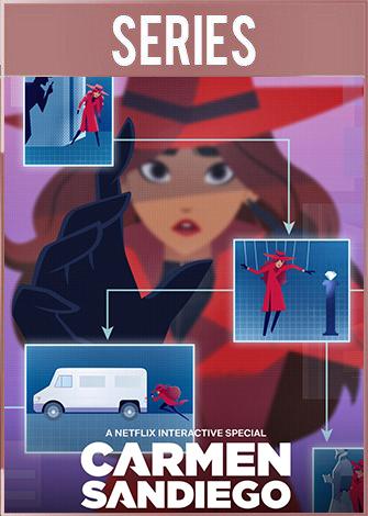 Carmen Sandiego Temporada 4 (2021) HD 720p Latino Dual