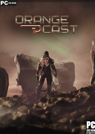 Orange Cast: Sci-Fi Space Action Game (2021) PC Full