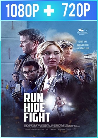 Run Hide Fight (2020) HD 1080p y 720p