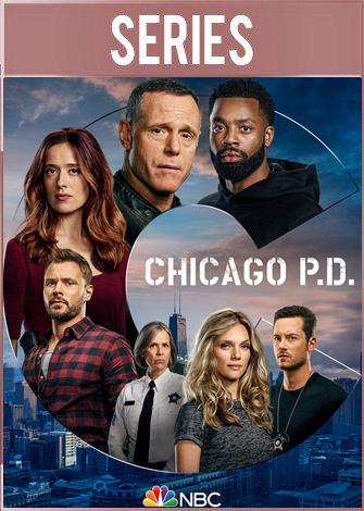Chicago P.D. Temporada 8 (2020) HD 720p Latino Dual