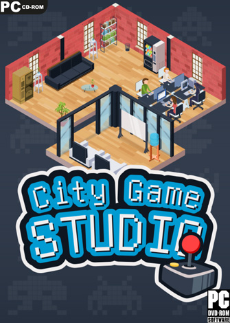 City Game Studio: a tycoon about game dev PC Game Español