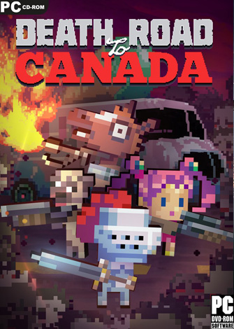 Death Road to Canada (2016) PC Full