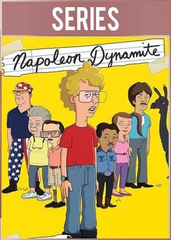 Napoleon Dynamite Temporada 1 Completa (2012) HD 720p Latino Dual