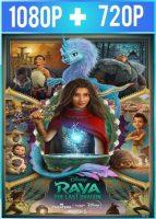 Raya y el último dragón (2021) HD 1080p y 720p Latino Dual
