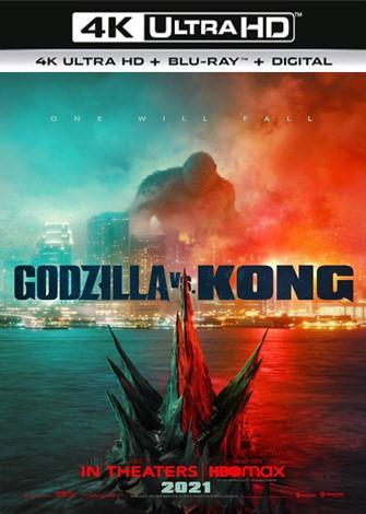Godzilla vs. Kong (2021) 4K Ultra 2160p HEVC Latino Dual