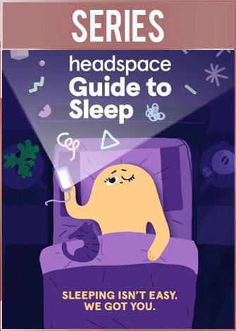 Guía Headspace para el buen dormir Temporada 1 HD 1080p Latino Dual
