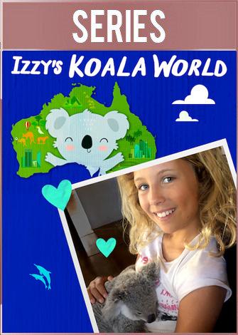 Izzy y los koalas Temporada 2 Completa (2021) HD 1080p Latino Dual