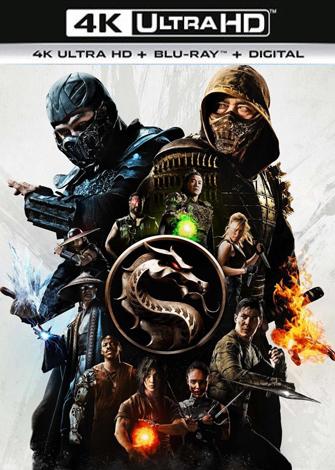 Mortal Kombat (2021) 4K UltraHD 2160p HDR Latino Dual