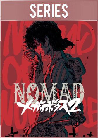 Nomad: Megalo Box Temporada 2 (2021) HD 1080p Latino Dual