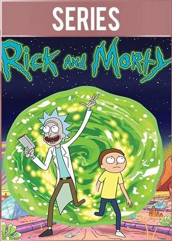 Rick and Morty Temporada 5 HD 1080p Latino Dual