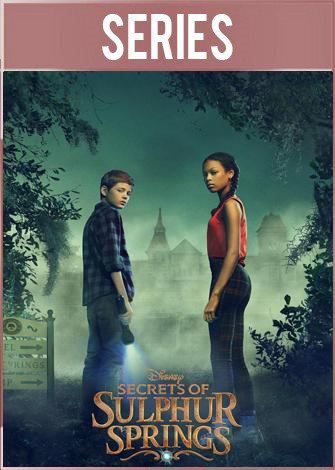 Secretos en Sulphur Springs Temporada 1 Completa (2021) HD 1080p Latino Dual