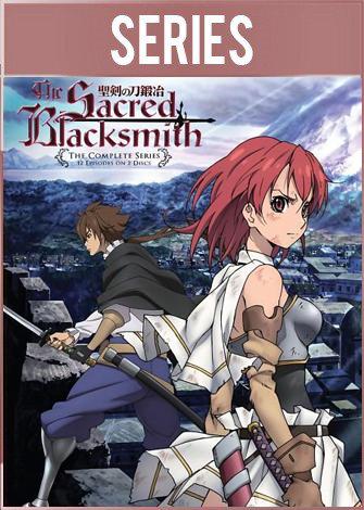 The Sacred Blacksmith Temporada 1 Completa (2009) HD 1080p Latino Dual