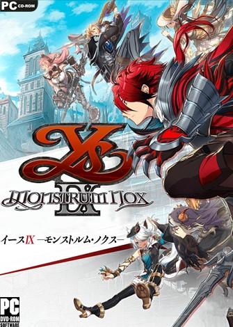 Ys IX: Monstrum Nox (2021) PC Full