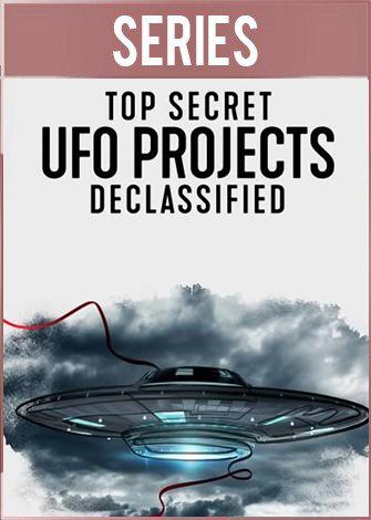 OVNIS Proyectos de alto secreto desclasificados Temporada 1 Completa (2021) HD 720p Latino Dual