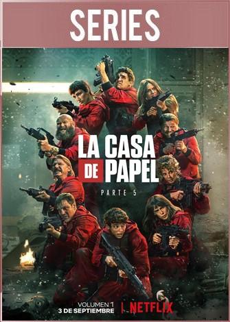 La Casa de Papel Temporada 5 (2021) HD 1080p y 720p Castellano